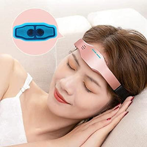 Sleeping tSNS Electric Headband Migraine Massager