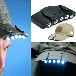 LED Hat Brim Lights
