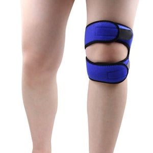Dual Patella Support Knee Strap