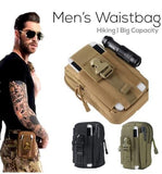 Multi-Purpose Tactical Waist Pouch
