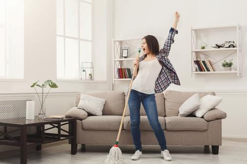 PowerDust® - Cordless Dust Cleaning Vacuum