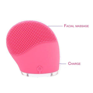 Deep Pore Cleansing Massage Brush