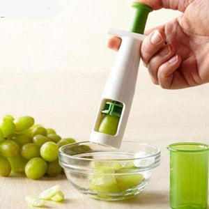One-Step Tomato Cutter Grape Slicer