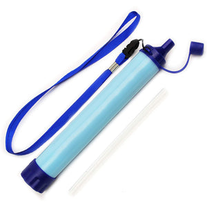 Personal Outdoor Water Purifier Straw