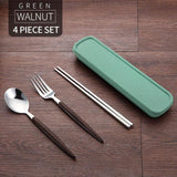 Premium Tableware Travel Set