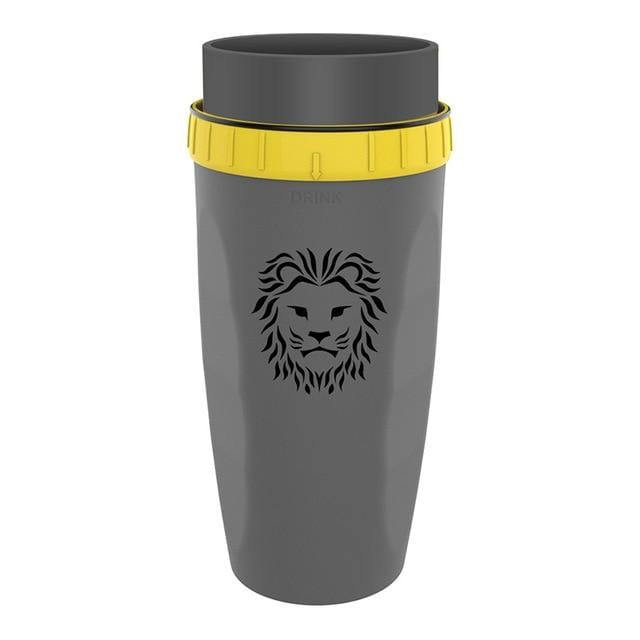 Insulated Twisting Water Bottle Tumbler