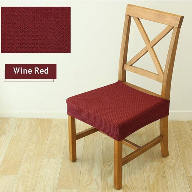 Dining Chair Stretch Seat Covers Protectors
