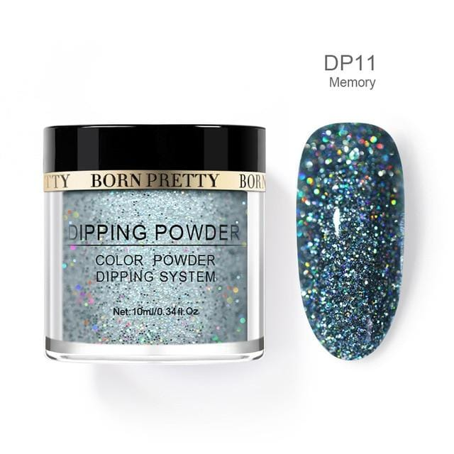 Nail Dip Holographic Sparkle Glitter Powder
