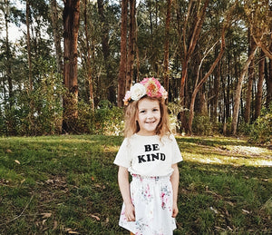 Be Kind Kid's Youth Tee