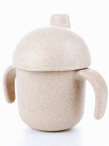 Wheat Straw Sippy Cup - Beige
