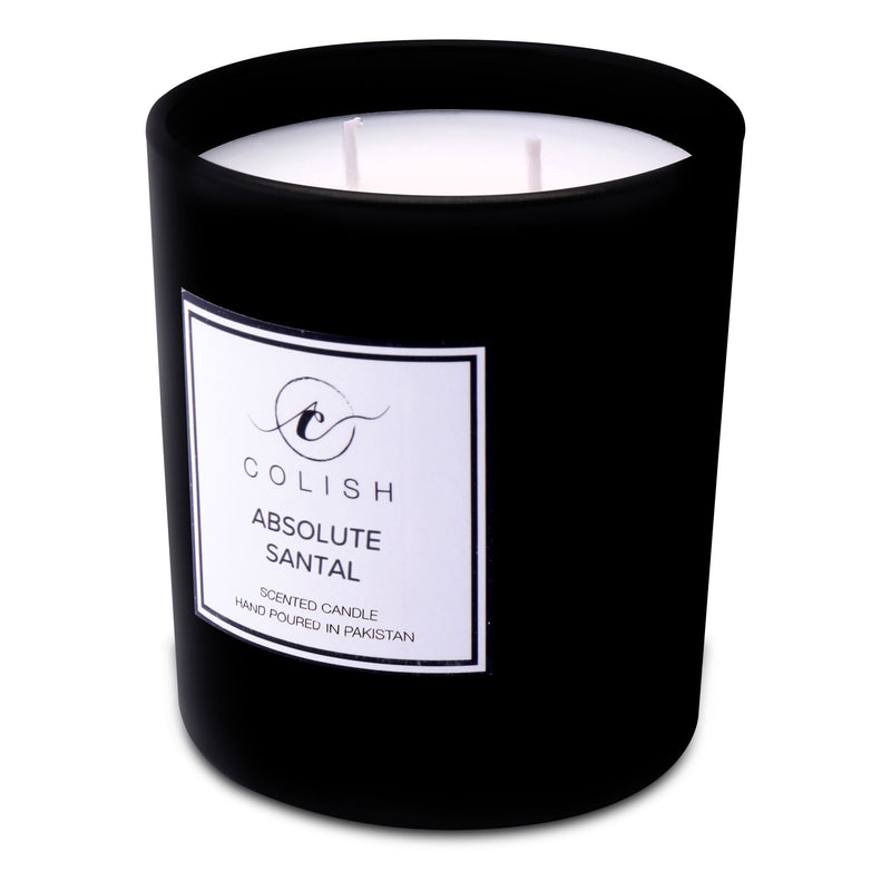 Absolute Santal Scented Candle