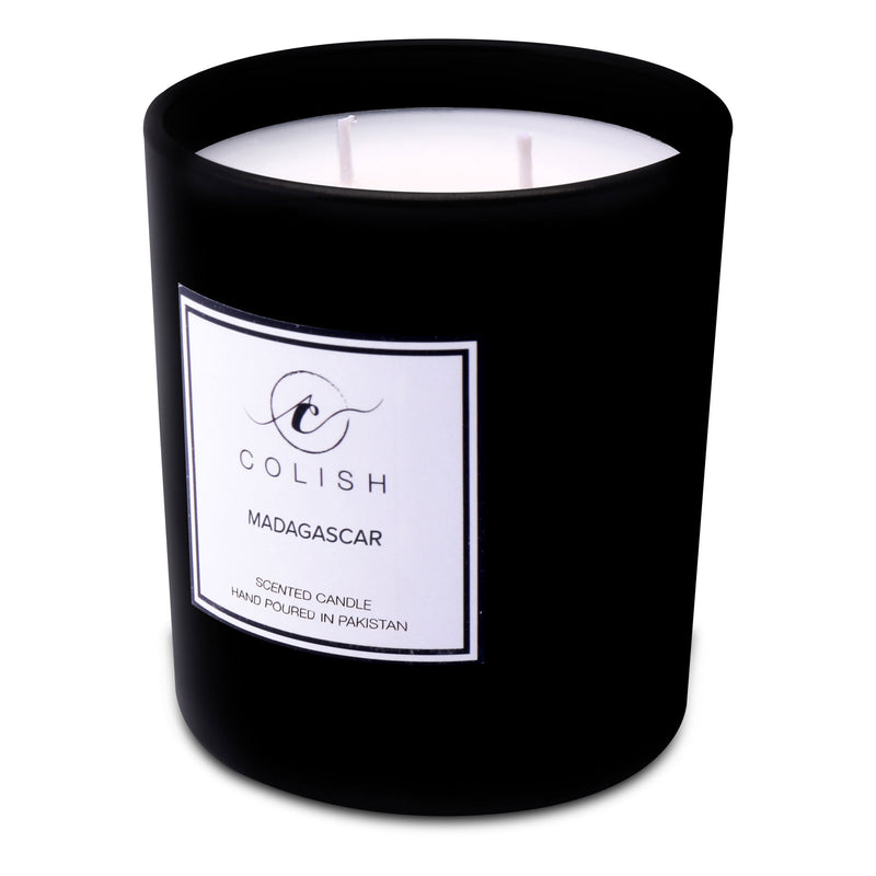 Madagascar Scented Candle