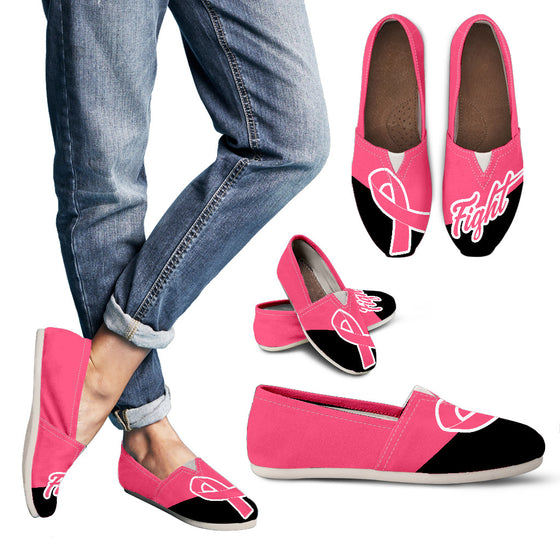 BRCA - CASUAL SHOES- PINK