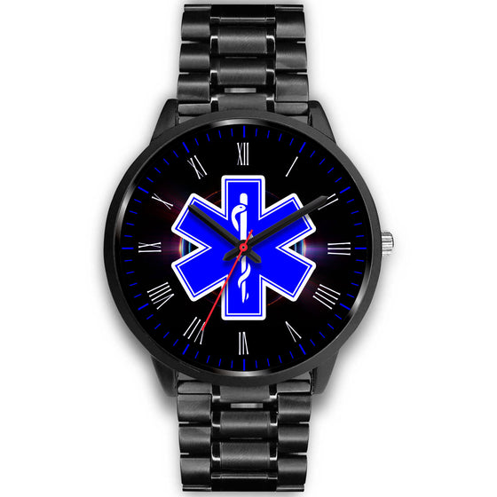 EMS - Paramedic - Watch - Icon - H1