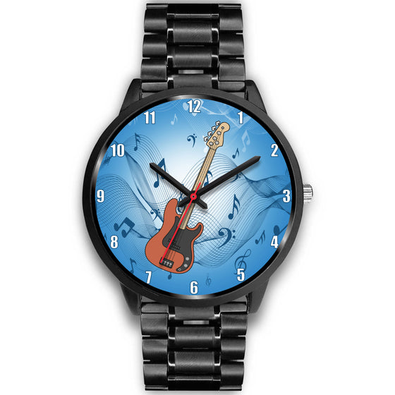 Bass Player - Watch - Note - H1