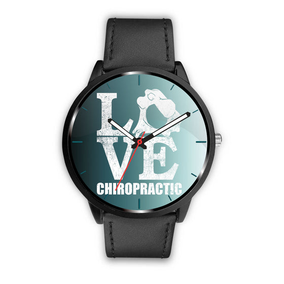 LOVE CHIROPRACTIC WATCH
