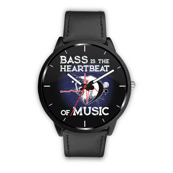 HEARTBEAT BASS PLAYER WATCH