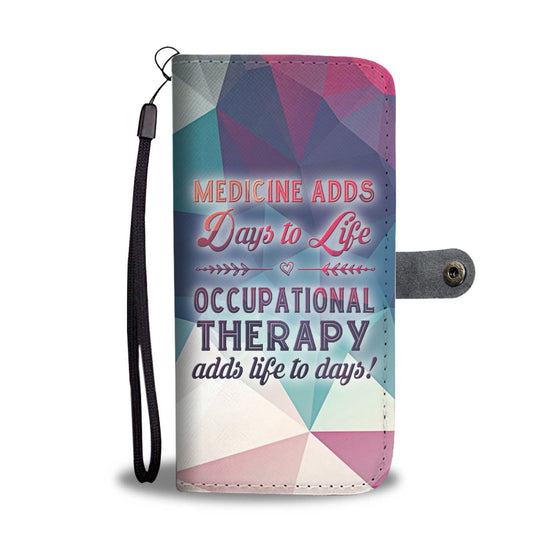 ADD - Occupational Therapy Wallet Case OT