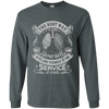 Loose Yourself - Respiratory Therapist LS Ultra Cotton T-Shirt