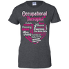 Occupational Therapist Ladies' 100% Cotton T-Shirt