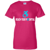 Potential Occupational Therapy Ladies' 100% Cotton T-Shirt