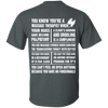 Palpatory Massage Therapist Cotton T-Shirt