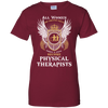 All women - Few PT Physical Therapist Ladies' 100% Cotton T-Shirt