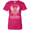 All - Few OTA  Ladies' 100% Cotton T-Shirt