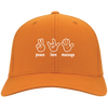 Embroidered Massage Therapist Cap