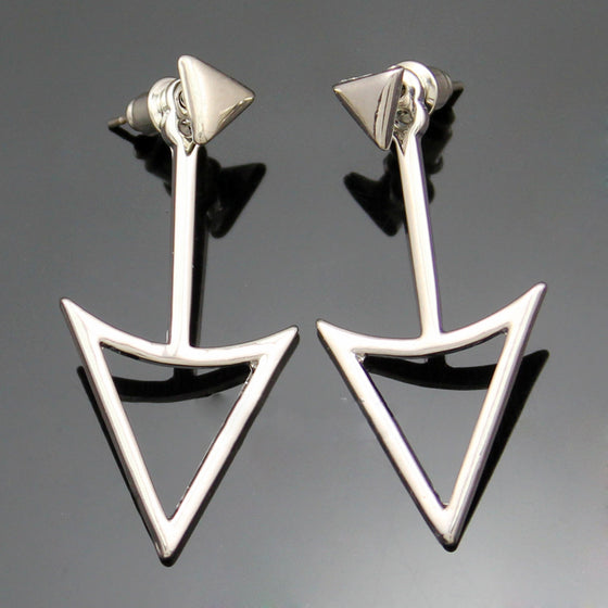 Archery Arrow Jewelry Earrings H2