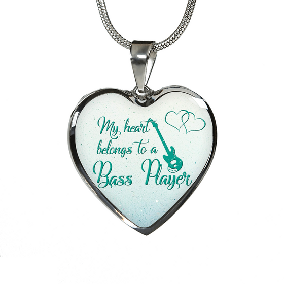 BELONG - BASS PLAYER NECKLACE/BANGLE