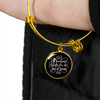OT Jewelry (Necklace and Bangle with OT Charm)