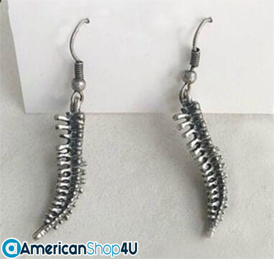 Chiropractor Spinal Women Earrings