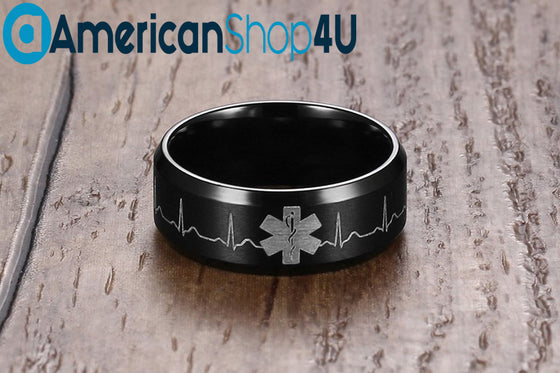 EMS- Paramedic/ EMT Heartbeat Rings