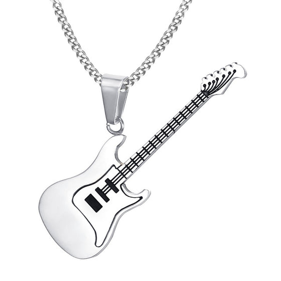Bass Stainless Necklace