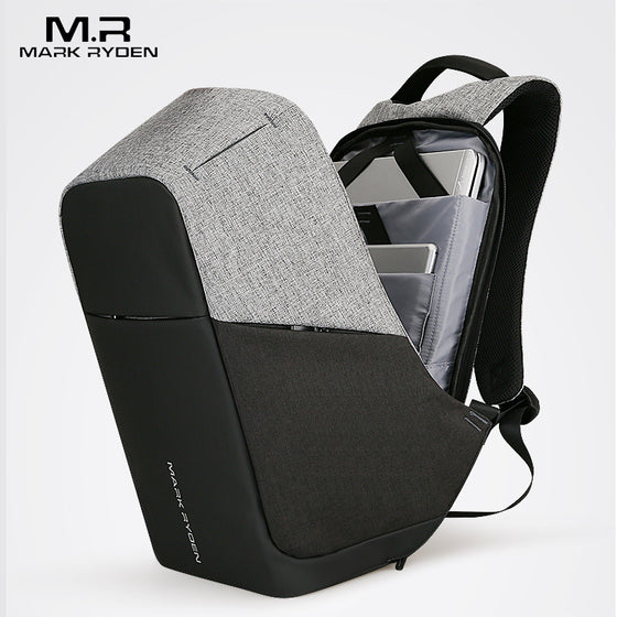 Multifunction Laptop Backpacks 15inch - USB Charging, Anti Thief