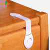 10Pcs/Lot Drawer, Cabinet Lock Of Children