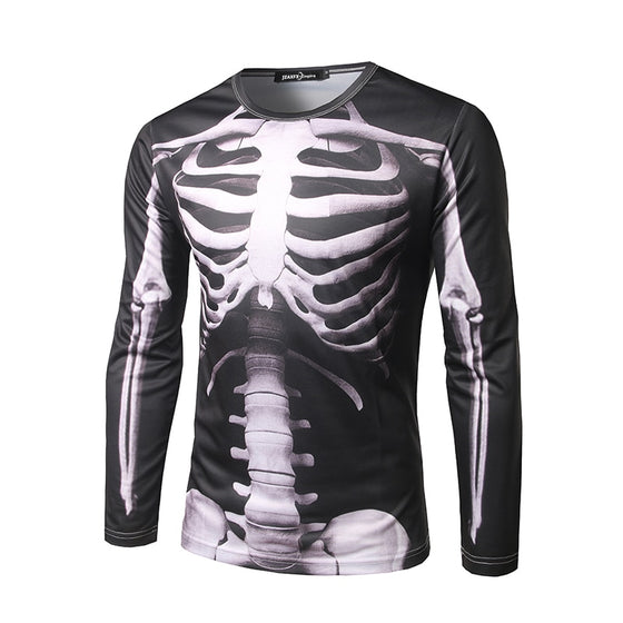 Chiropractor 3D Long Sleeve V1