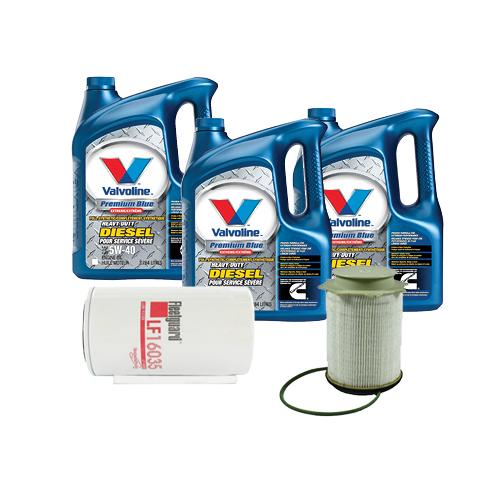 Valvoline Fleetguard Maintenance Kits
