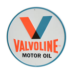 Valvoline Metal Sign Premium Kit