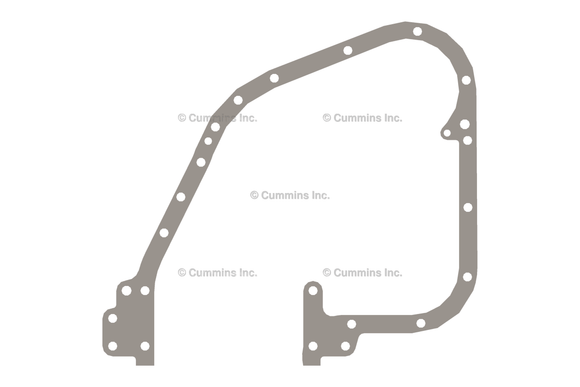 Cummins Gear Cover Gasket - 4058949