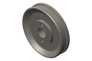 Cummins Accessory Drive Pulley - 3883324