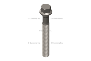 Cummins Hex Flange Head Screw - 4965698