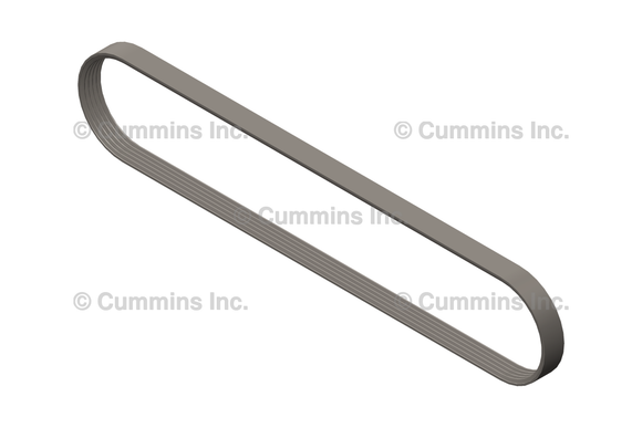 Cummins V Ribbed Belt - 3972381