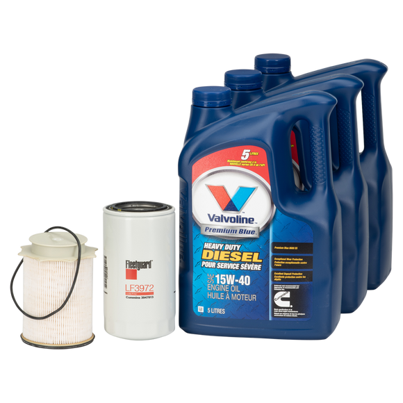 Cummins Dodge Ram '10-'12 Standard Maintenance Kit