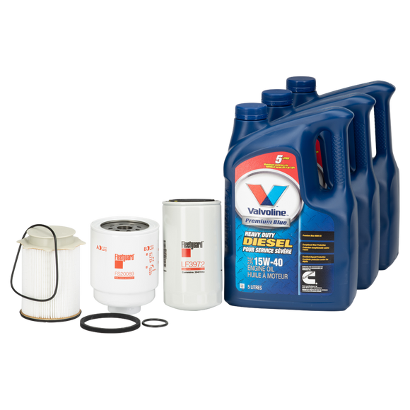 Cummins Dodge Ram '13-'18 Standard Maintenance Kit