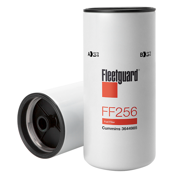 Fleetguard Cummins Fuel Filter - FF256