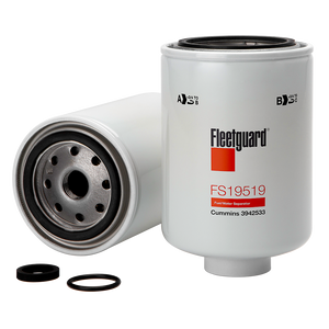 Fleetguard Cummins ISB5.9 Fuel/Water Separator - FS19519