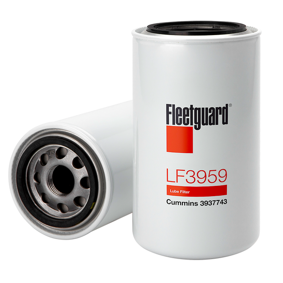 Fleetguard Cummins ISB5.9 Lube Filter - LF3959
