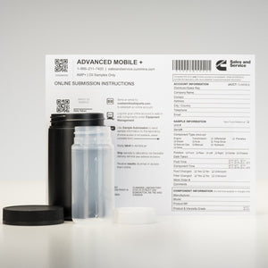 Oil Analysis Advanced Plus - AMP+-ShopCummins.ca